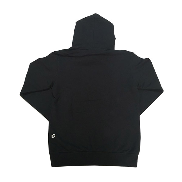NONA9ON - [MEN'S] TIGER ON FIRE GRAPHIC HOODIE (Black) [16FW]