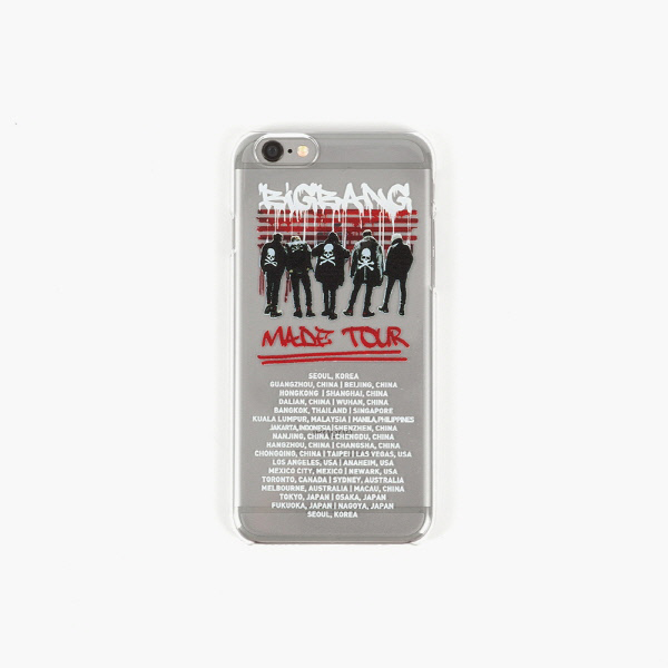 [10th] BIGBANG - PHONE CASE TYPE 1