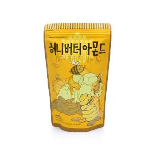 Honey Butter Almond 250g