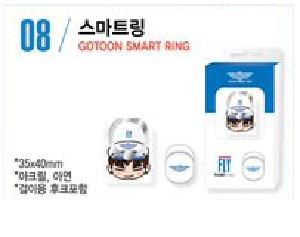 GOT7 - GOTOON SMART RING [GOT7 1ST CONCERT - FINAL]
