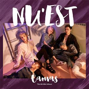 NU`EST - Mini Album Vol.5 [CANVAS]