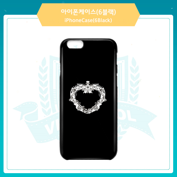VIXX - iPhone Case (6Black) [2016 VIXXCHOOL MD]