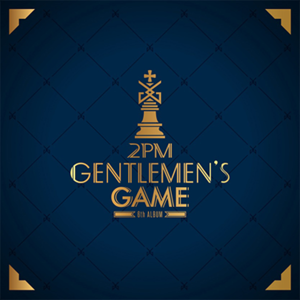 2PM - Album Vol.6 [GENTLEMEN'S GAME] (LP Ver.)