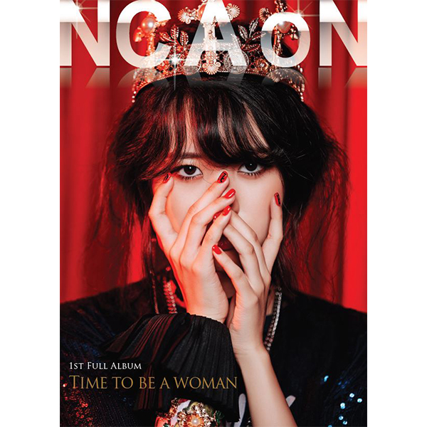 NC.A - Album Vol.1 [Time to be a woman]