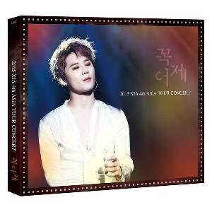 [DVD] XIA(JYJ) - 2015 XIA 4th Asia Tour Concert - Just Like Yesterday IN YOKOHAMA DVD (Limited Edition)