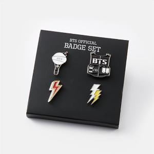 BTS - OFFICIAL BADGE SET