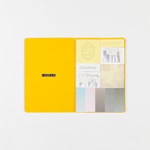 SECHSKIES - STICKY NOTE SET [2016 SECHSKIES CONCERT YELLOW NOTE]