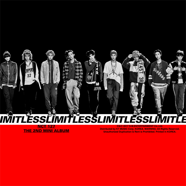 NCT 127 - Mini Album Vol.2 [NCT#127 LIMITLESS]