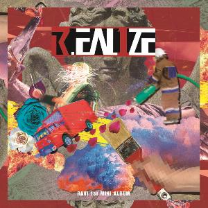 VIXX : RAVI - Mini Album Vol.1 [R.EAL1ZE]
