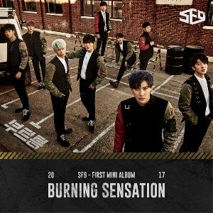 SF9 - 迷你1辑 [Burning Sensation]