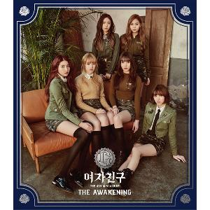GFRIEND - Mini Album Vol.4 [THE AWAKENING] (Military ver.)