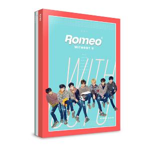 ROMEO - Mini Album Vol.4 [WITHOUT U] (Day ver.)
