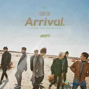 GOT7 - Album [FLIGHT LOG : ARRIVAL] (Random ver.)