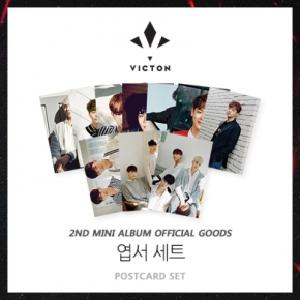 VICTON - POSTCARD SET [2nd Mini Album Offcial Goods]