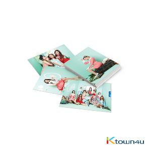 TWICE - PHOTO POSTCARD SET [TWICE 1ST TOUR TWICELAND -The Opening-]