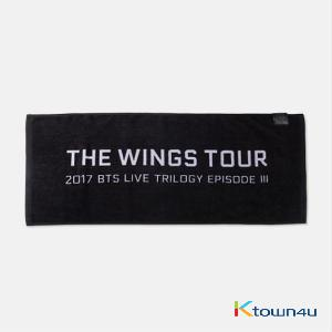 BTS - TOWEL [THE WINGS TOUR]