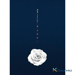 [Signed Edition] B.A.P - Single Album Vol.6 [ROSE] (B ver.)