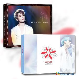[DVD] XIA(JYJ) - 2015 XIA 3rd Asia Tour Concert IN TOKYO DVD (1,000set Limited Edition) + 2015 XIA 4th Asia Tour Concert - Just Like Yesterday IN YOKOHAMA DVD