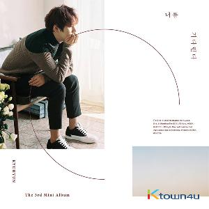 [Not for Sale] Super Junior : Kyu Hyun - Mini Album Vol.3 [Waiting For You] (Only ship out Album / Not include poster, special gift)