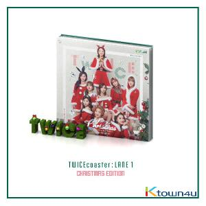 [Not for Sale] TWICE - Mini Album Vol.3 [TWICEcoaster : LANE 1] (CHRISTMAS EDITION) (Only ship out Album / Not include poster, special gift)