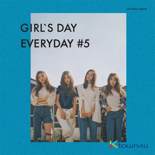 Girl`s Day - Mini Alubm Vol.5 [GIRL`S DAY EVERYDAY #5]