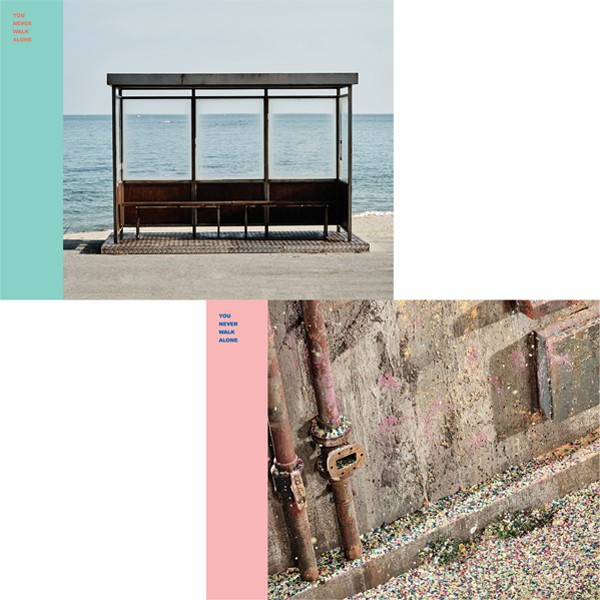 BTS - Album [WINGS : You Never Walk Alone] (Random ver.)
