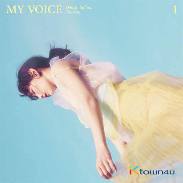 Girls' Generation : TaeYeon - Album Vol.1 [My Voice] (Deluxe Edition)