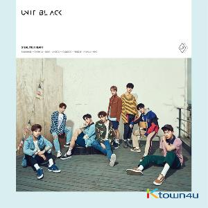 BOYS24 : UNIT BLACK - Single Album [Steal Your Heart] (B ver.)