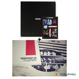 [SET] BIGBANG - BIGBANG MADE THE FULL ALBUM (手工版) + [Photobook] BIGBANG 10 THE CONCERT COLLECTION (限量)