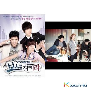 [SET] [DVD] JYJ - Come on over, Director`s Cut + [DVD] Defend A Boss - SBS Drama (7 DVD)(JYJ: Jae Joong)