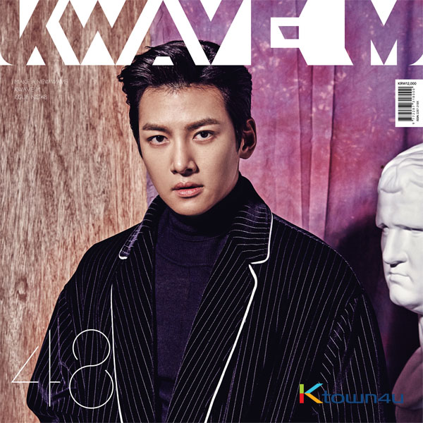 KWAVE M ISSUE NO.48 (Ji Chang Wook, Apink)