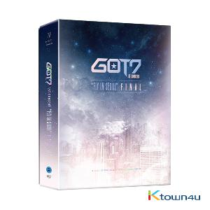 [DVD] GOT7 - 1st CONCERT [FLY IN SEOUL] FINAL DVD