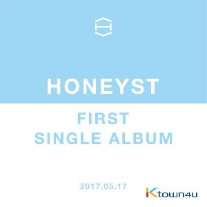 HONEYST - FIRST SINGLE ALBUM [Like You]
