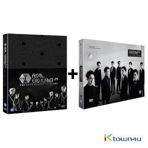 [SET] [DVD] EXO - EXO FROM. EXO PLANET #1 + EXO PLANET #2 - in SEOUL