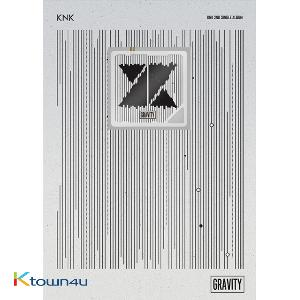 KNK - Single Album Vol.2 [GRAVITY] (Kihno Album)