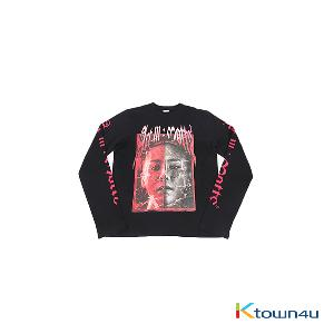 [MOTTE] G-Dragon - LONG SLEEVE T-SHIRTS TYPE 2 (Order can be canceled cause of producing issue)