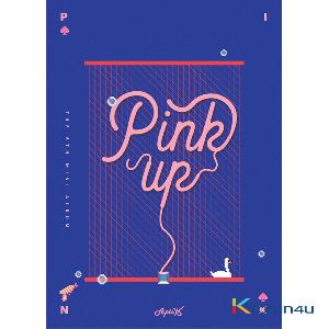 Apink - Mini Album Vol.6 [Pink Up] (B Ver.)