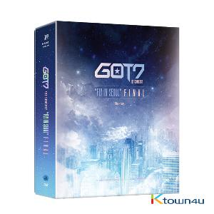 [Blu-Ray] GOT7 - 1st CONCERT [FLY IN SEOUL] FINAL Blu-ray