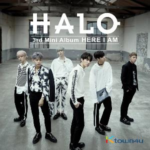 HALO - Mini Album Vol.3 [HERE I AM]