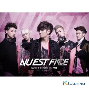 NU`EST - Single Album Vol.1 [FACE]