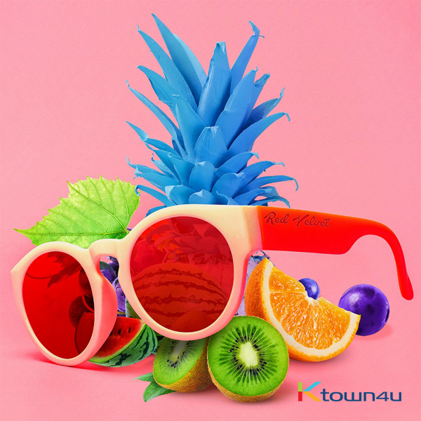 Red Velvet - Summer Mini Album [The Red Summer]