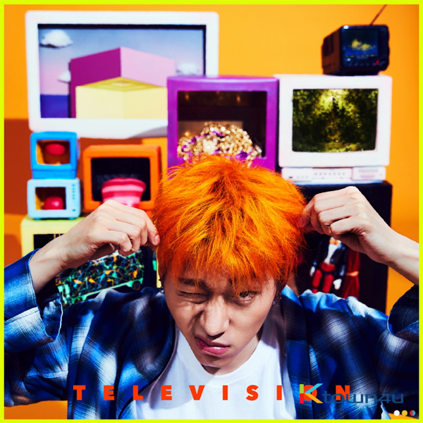Block B : ZICO - Mini Album Vol.2 [TELEVISION]