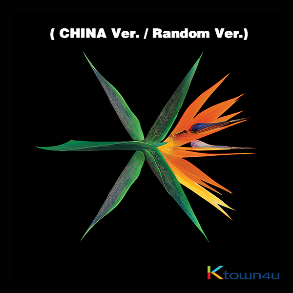 EXO - Album Vol.4 [THE WAR] (Chinese Ver.)