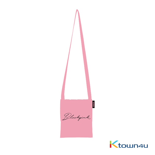 [SQUARE] BLACKPINK - CROSS BAG (PINK)