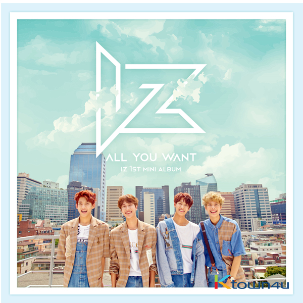 IZ - Mini Album Vol.1 [ALL YOU WANT]