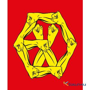 [中文版]EXO - Album Vol.4 Repackage [THE WAR: The Power of Music]