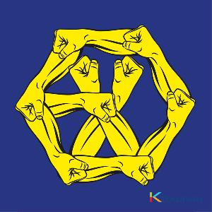 [韩文版]EXO - Album Vol.4 Repackage [THE WAR: The Power of Music]