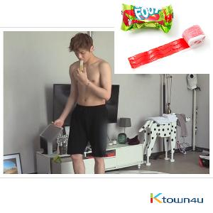[GENERALMILLSKOREA] Fruit By the Foot 84g (KANG DANIEL / Strawberry)
