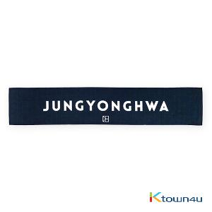 CNBLUE - JUNG YONG HWA OFFICIAL SLOGAN