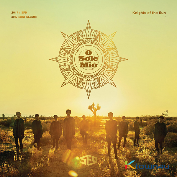SF9 - Mini Album Vol.3 [Knights of the Sun]